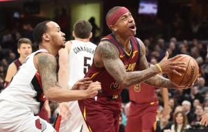 NBA: «Καυτός» στο ντεμπούτο του ο Τόμας! Επιστροφή στις νίκες για Καβαλίερς [vid]