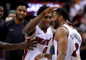 NBA: Μπουνιές στο Τορόντο! Ένταση και στο φινάλε του αγώνα Ράπτορς – Χιτ [vids]