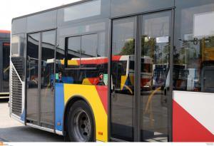 Θεσσαλονίκη: Ελεγκτές λεωφορείο βρήκαν αγνοούμενη γυναίκα