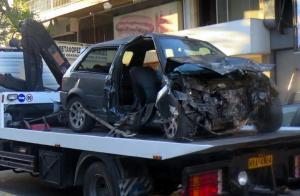 Χίος: Αυτοκίνητα βουλευτών συγκρούστηκαν σε τροχαίο – Ποιος από τους δύο έφταιγε – Ο διάλογος που ακολούθησε!