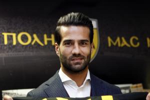 Μασούντ: «Όνειρο για κάθε ποδοσφαιριστή να παίζει στην ΑΕΚ»