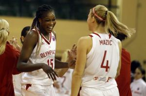 Eurocup: Σπουδαία νίκη για τα κορίτσια του Ολυμπιακού! Πρώτο βήμα για τα προημιτελικά