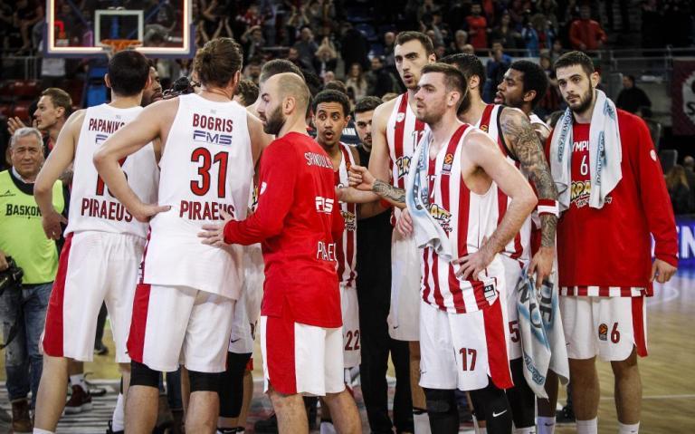 Ολυμπιακός: Iστορικός διασυρμός! Δεύτερη πιο βαριά ήττα στην ιστορία του στην Euroleague | Newsit.gr