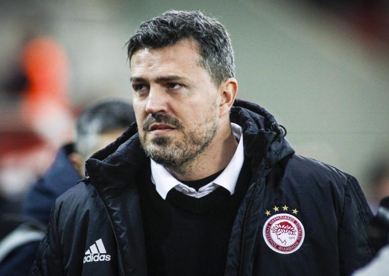 Ολυμπιακός – Γκαρθία: «Χρειάζεται περισσότερος χρόνος για να φανεί το άγγιγμα του προπονητή» | Newsit.gr