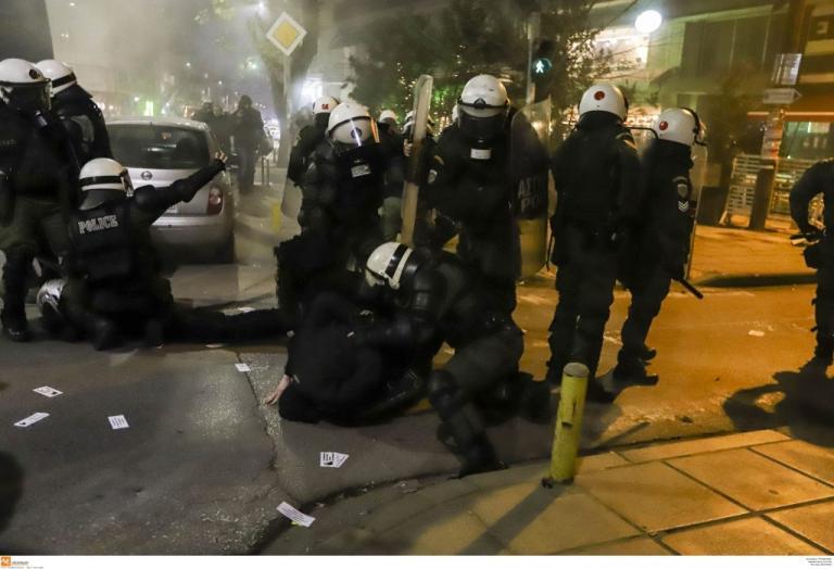 Θεσσαλονίκη: Σε ανακριτή παραπέμφθηκαν οι πέντε συλληφθέντες για τα χθεσινά επεισόδια | Newsit.gr