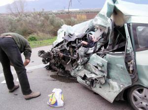 Τροχαίο Αθηνών – Λαμίας: Νεκρή γυναίκα στον αυτοκινητόδρομο – Η φονική σύγκρουση στο ύψος της Ριτσώνας!