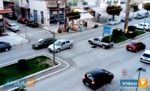 Σπάρτη: Η συμπεριφορά των οδηγών με μια ματιά – Κοίταξε από το παράθυρο και είδε αυτές τις εικόνες [vid]