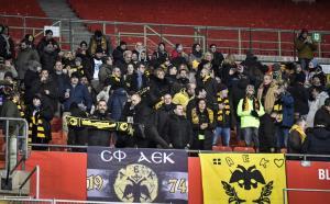 ΑΕΚ και Ντιναμό Κιέβου συμφώνησαν για μετακίνηση οπαδών!