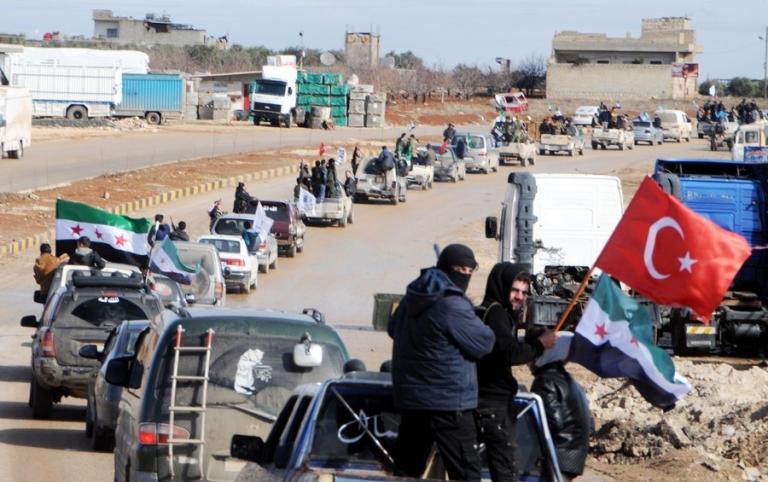 Αιματηρές επιθέσεις της Τουρκίας στο Αφρίν – Τουλάχιστον 18 νεκροί | Newsit.gr