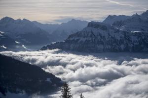 Τέλος στην περιπέτεια για 13.000 τουρίστες που αποκλείστηκαν στις ελβετικές Άλπεις