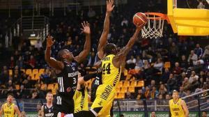 Αποκλείστηκε ο Άρης από τη συνέχεια του Basketball Champions League