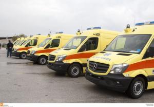Κρήτη: Τέσσερα ασθενοφόρα δώρισε το ίδρυμα «Σταύρος Νιάρχος» στο ΕΚΑΒ