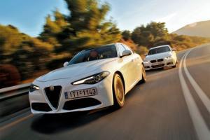 Alfa Romeo Giulia ή BMW Σειρά 3; Ποιο είναι τελικά το καλύτερο σπορ οικογενειακό; [pics]