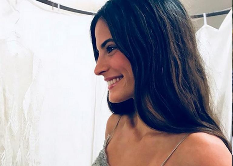 Πρόβα νυφικού για την Χριστίνα Μπόμπα! [pics] | Newsit.gr