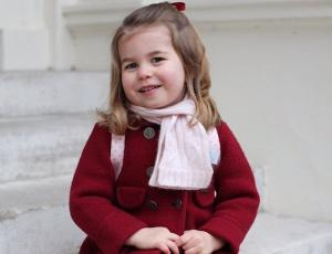 Πρώτη μέρα στο σχολείο για την πριγκίπισσα Σάρλοτ [pics]