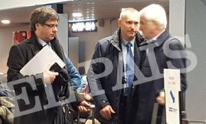 Πέταξε για Δανία ο Πουτζδεμόν – Κινδυνεύει να συλληφθεί