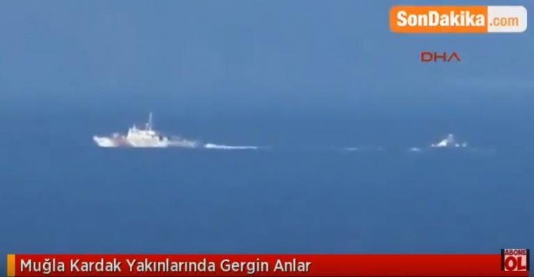 Νέο θερμό επεισόδιο στα Ίμια «βλέπουν» οι Τούρκοι | Newsit.gr