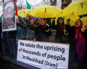Ιράν: Δέκα νεκροί – Εκτεταμένες ταραχές και επεισόδια