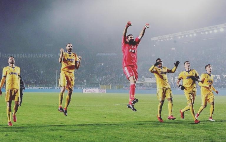 Γιουβέντους για… τελικό! Έπιασε πέναλτι ο Μπουφόν [vid] | Newsit.gr