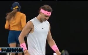 Australian Open: Εγκατέλειψε ο Ναδάλ! Στα ημιτελικά ο Τσίλιτς [pics, vid]