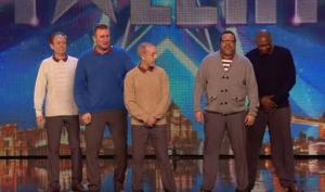 Κριτές στραβοκοίταζαν πέντε ηλικιωμένους άνδρες – Μόλις άρχισαν να χορεύουν έμειναν με το στόμα ανοιχτό