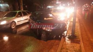Περίεργο τροχαίο με εγκατάλειψη στην Πάτρα! Επιχείρησαν να κλέψουν γυναίκα οδηγό!