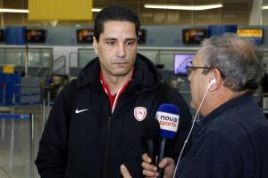 Ολυμπιακός – Σφαιρόπουλος: «Να ξαναβγούμε μπροστά»