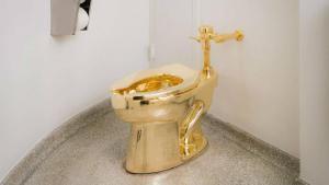 Πίνακα του Βαν Γκογκ ήθελε ο Τραμπ, χρυσή τουαλέτα του έδωσαν