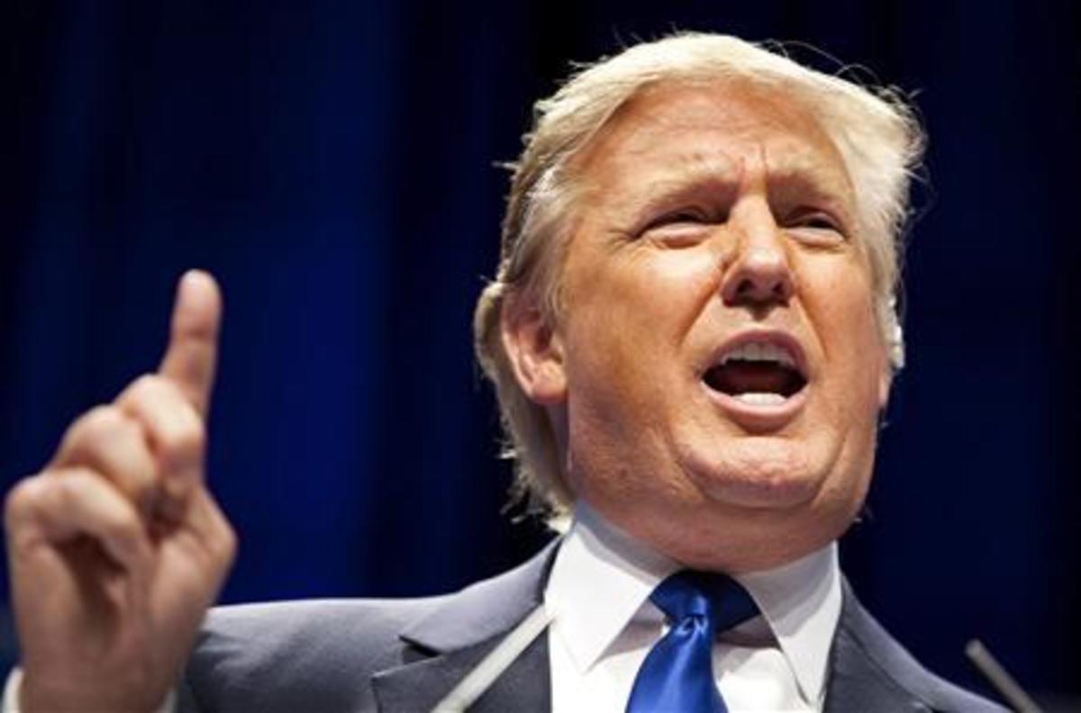 Ντόναλντ τρως! Τα παραπάνω κιλά του Τραμπ | Newsit.gr