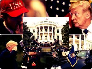 Πληγωμένες Πολιτείες Αμερικής! Σοκ στις ΗΠΑ του Τραμπ