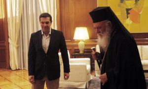 Συνάντηση Τσίπρα – Ιερώνυμου ενώ το Σκοπιανό κρέμεται σε… μια κλωστή!