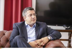 Τζιτζικώστας: Να ζητήσει η κυβέρνηση την αντικατάσταση Νίμιτς, μετά τις απράδεκτες δηλώσεις του