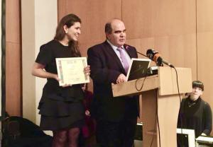 Η UNESCO τίμησε τον Δήμο Μυκόνου για την προσφορά του στον πολιτισμό