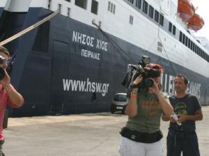 Καβάλα: Το «Νήσος Χίος» στην ακτοπλοϊκή σύνδεση των νησιών του βορειοανατολικού Αιγαίου!