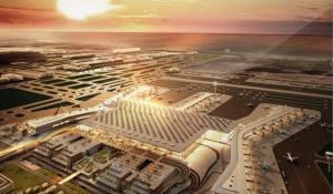 Σχεδόν έτοιμο το «αυτοκρατορικό» αεροδρόμιο του Ερντογάν – Πότε θα ξεκινήσει να λειτουργεί
