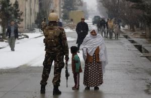 Οι τζιχαντιστές αιματοκύλησαν ξανά την Καμπούλ [pics, vids]