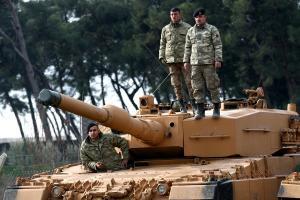 «Τσαμπουκάδες» της Τουρκίας για το Αφρίν – «Θα συνεχίσουμε τις επιχειρήσεις»