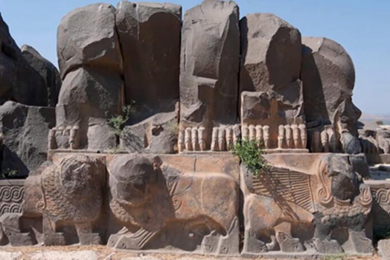Συρία: Κατέστρεψαν ναό χιλιάδων ετών οι Τουρκικοί βομβαρδισμοί! | Newsit.gr