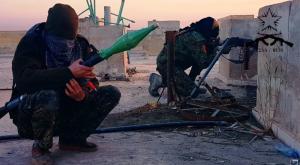 Βίντεο – ντοκουμέντο από τους Έλληνες αναρχικούς που πολεμούν τζιχαντιστές στην Συρία