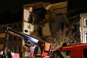 Δυο νεκροί από την έκρηξη στην Αμβέρσα