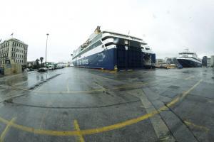 Καιρός: Απαγορευτικό απόπλου στα περισσότερα λιμάνια