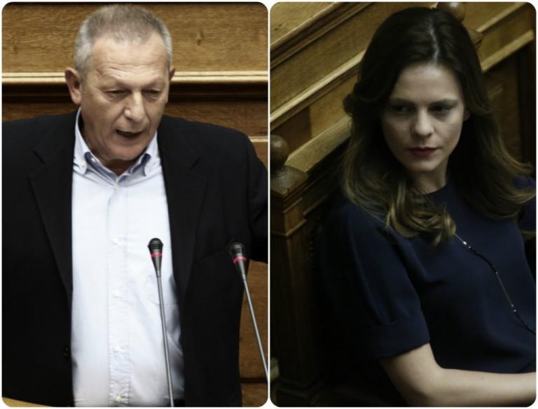 Άγρια κόντρα Παφίλη – Αχτσιόγλου για την απεργία | Newsit.gr