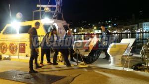 Βουτιά θανάτου μεσοπέλαγα! Νεκρός ο άνδρας που πήδηξε στη θάλασσα από το Blue Star Naxos