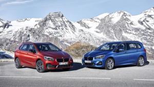 Ανανέωση για τις BMW Σειρά 2 Active Tourer και Gran Tourer [vid]