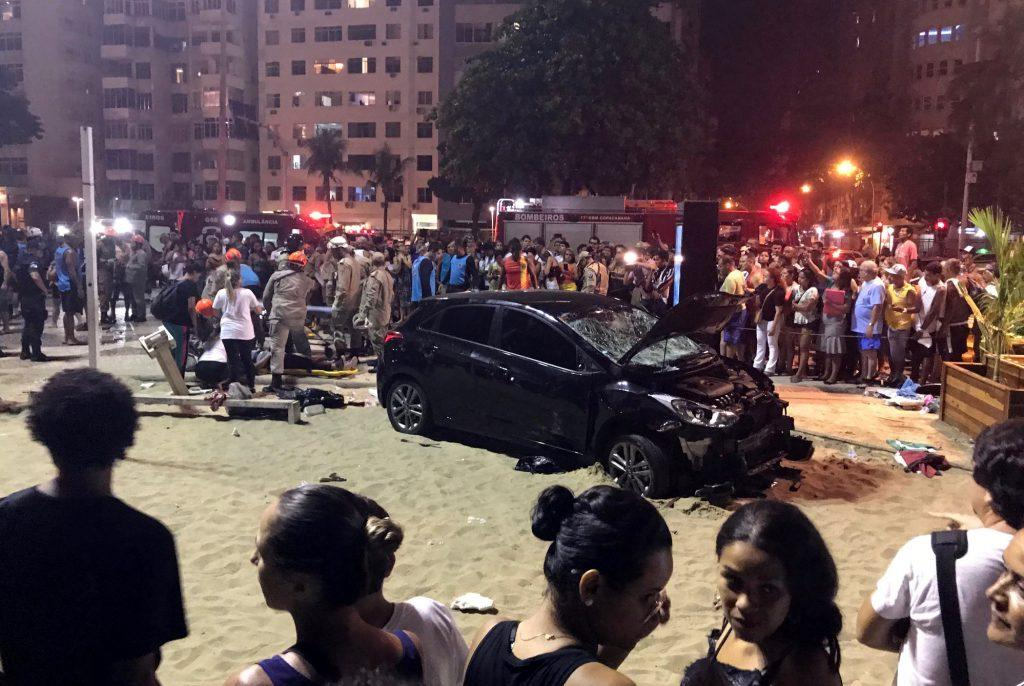Βραζιλία Κόπα Καμπάνα αυτοκίνητο