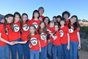 Καλιφόρνια: Γονείς – τέρατα κρατούσαν αιχμάλωτα τα παιδιά τους [pics, vids]