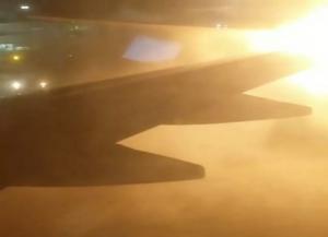 Τρόμος από σύγκρουση αεροσκαφών στον Καναδά! [vids, pics]