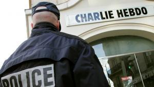 Τρία χρόνια από την τρομοκρατική επίθεση στο Charlie Hebdo – Το «επετειακό» σκίτσο του σατυρικού περιοδικού [pic]