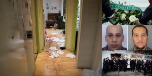 Charlie Hebdo: Τρία χρόνια από την ημέρα που η Ευρώπη «βυθίστηκε στο σκοτάδι» της τρομοκρατίας