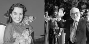 Αποκαλύψεις CIA! Ο βασιλιάς Χουσεΐν είχε εξώγαμο γιο με την ερωμένη του – ηθοποιό Σούζαν Κάμποτ